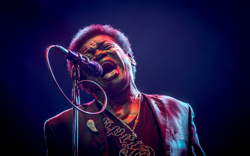 Charles Bradley and his Extraordinaries